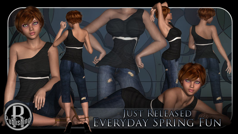 Everyday Spring Fun V4 outfit