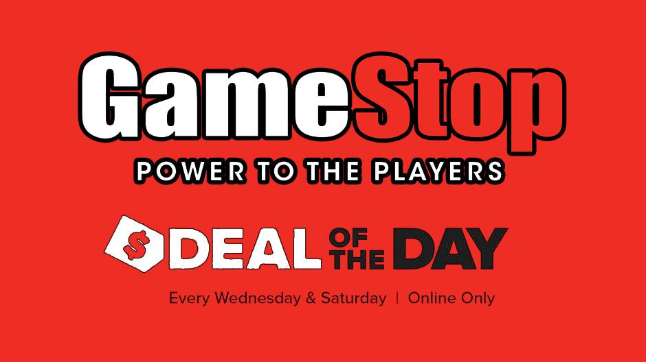 GameStop Deals of the Day