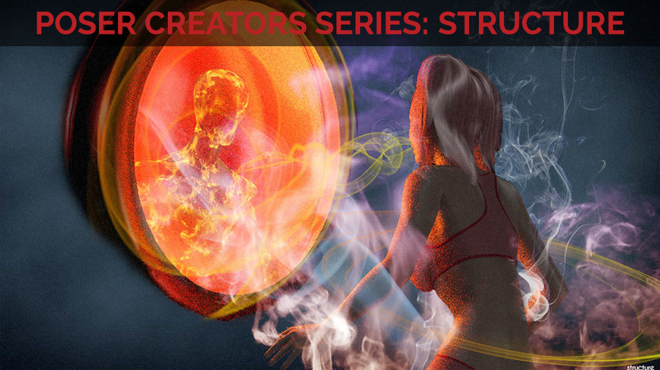 Poser Creator Series with Structure