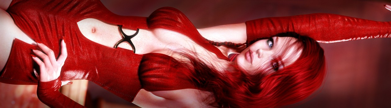 Red Goddess by Philopyge