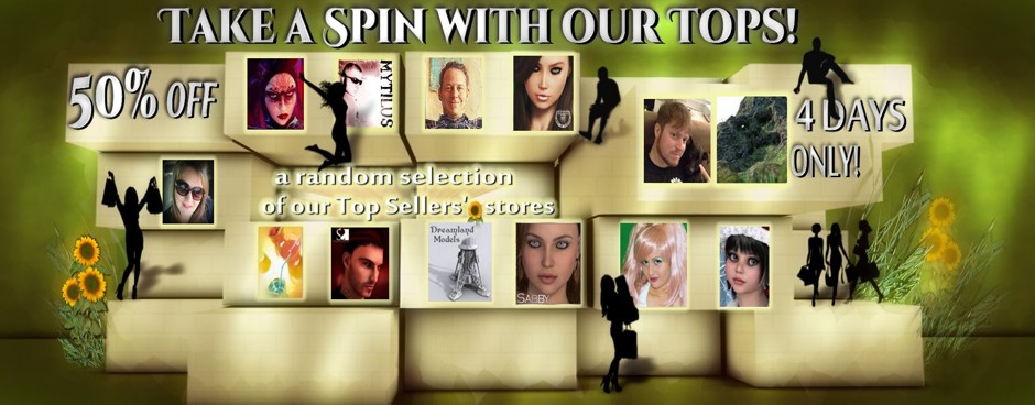 TopSeller Spin Sales
