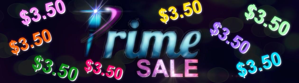 Prime Sale