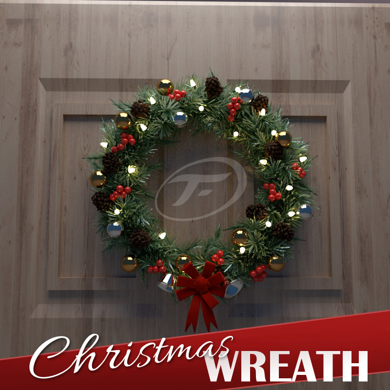 TruForm's Christmas Wreath