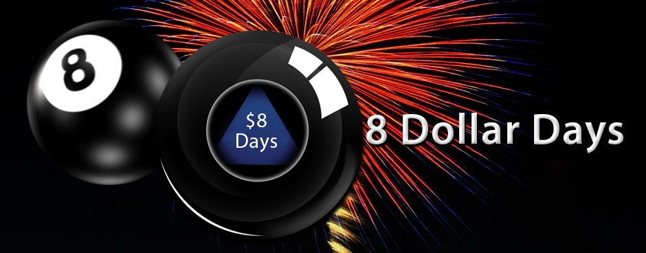 $8 Days