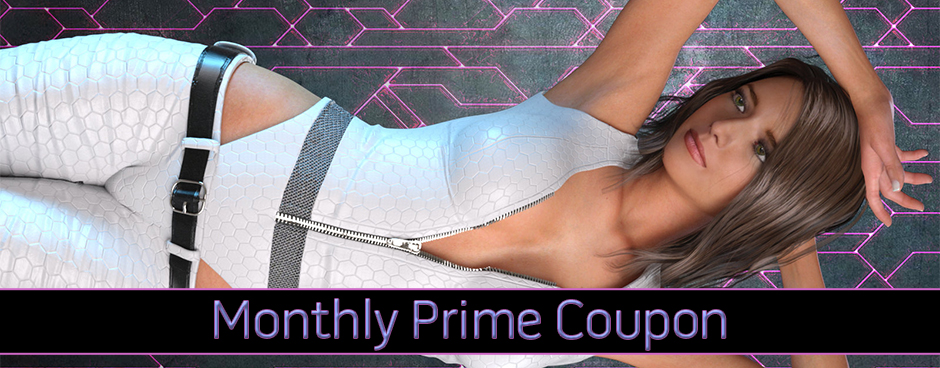 February Prime Coupon