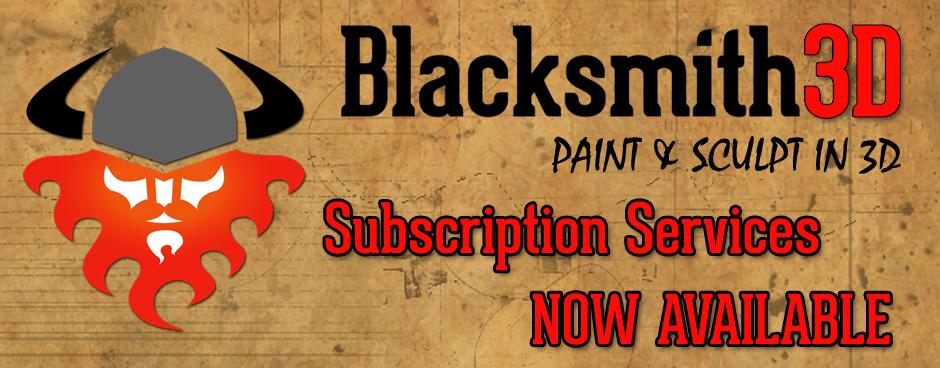 B3D Subscriptions