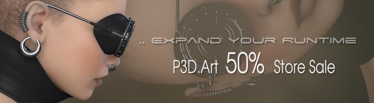 P3Dart