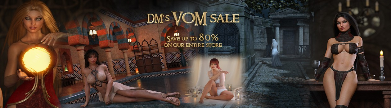 DM VOM sale