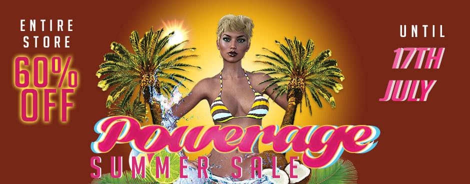 powerage's Summer Sale