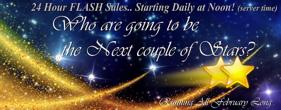 Vendor FLASH sales