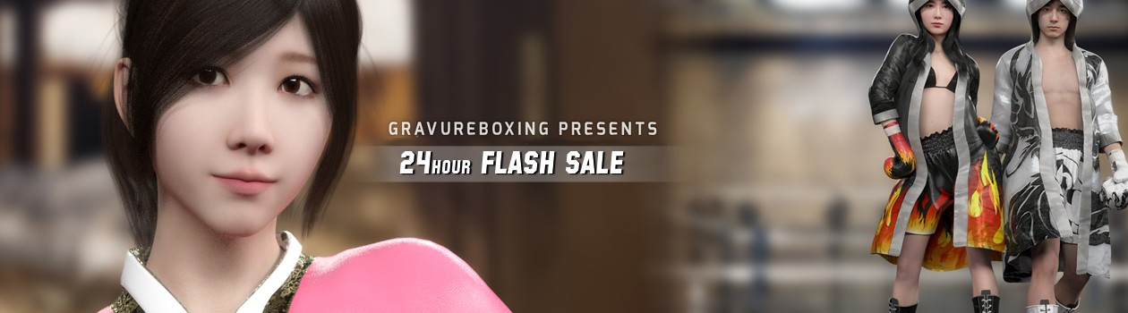 FLASH gravureboxing