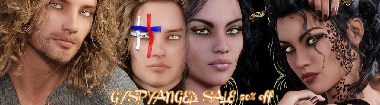 gypsyangel SALE