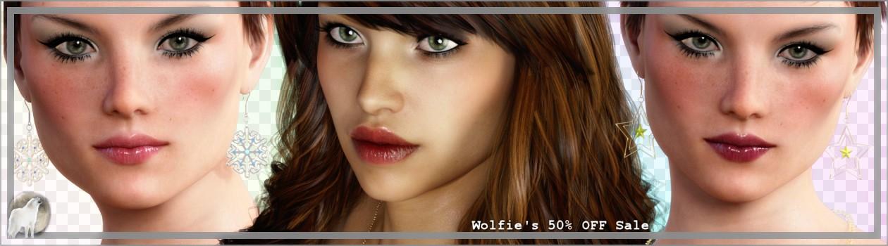 Wolfie SALE