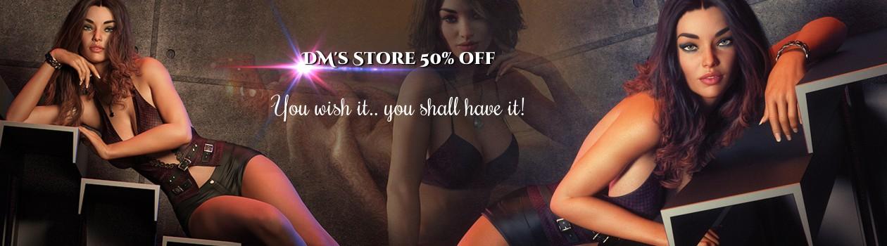 DM store
