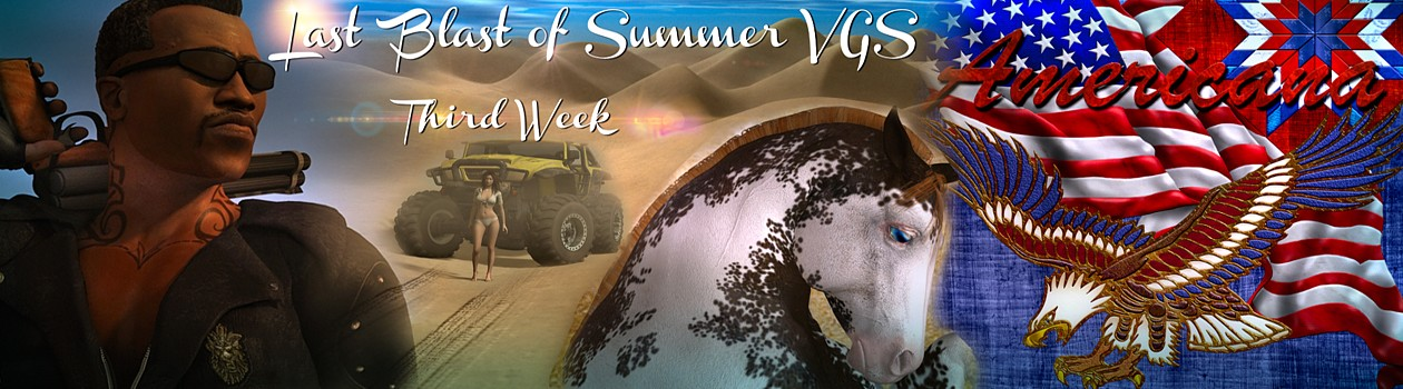 VGS Last Blast of Summer W-3