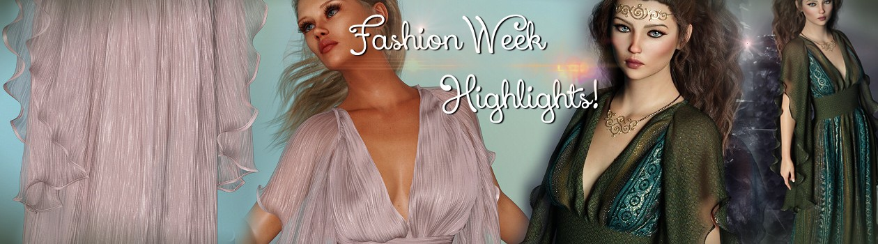 FASHION Highlights Lully-3DArena