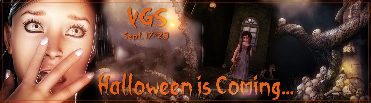 Halloween VGS