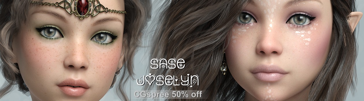 CGspree Sabby-Seven