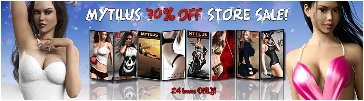 Mytilus SALE
