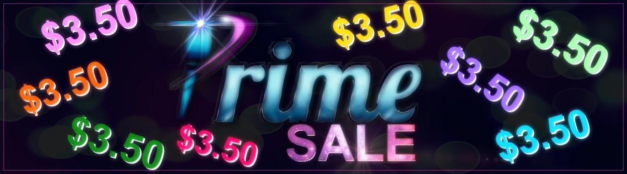 PRIME $3.50