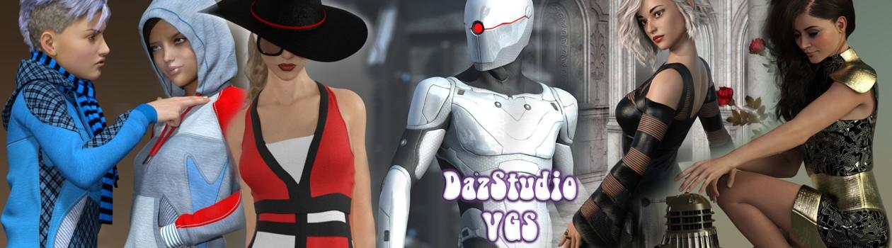 Daz Studio VGS