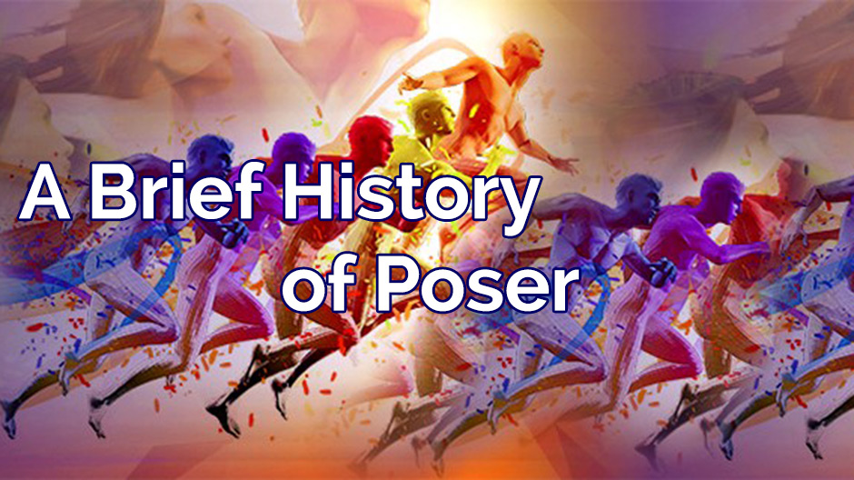 A brief history of Poser