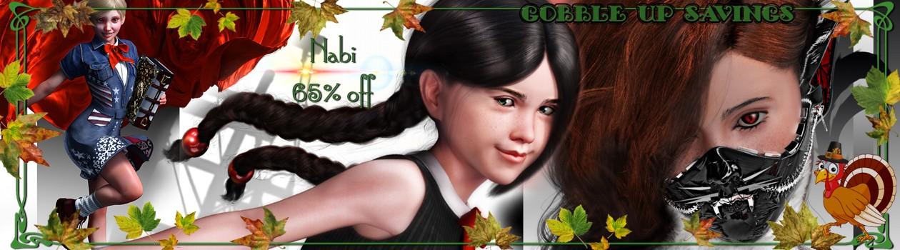 GobbleUpSale-nabi