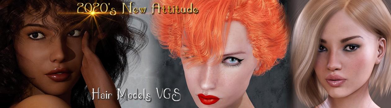 VGS-Hair Models
