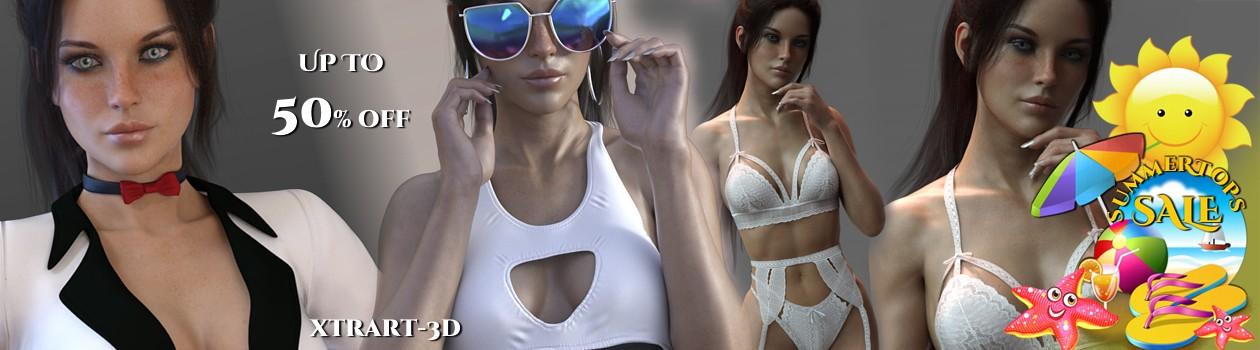 SummerTops-SALE-xtrart-3d