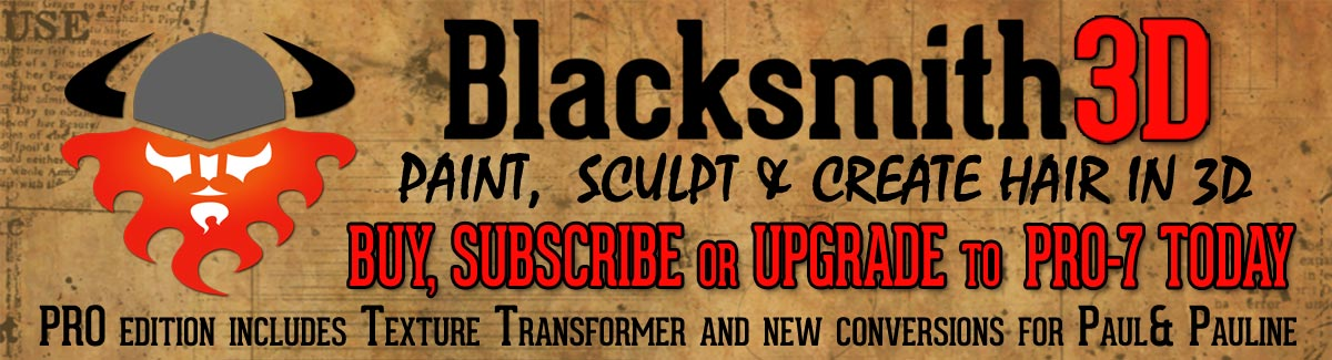 Blacksmith 3D