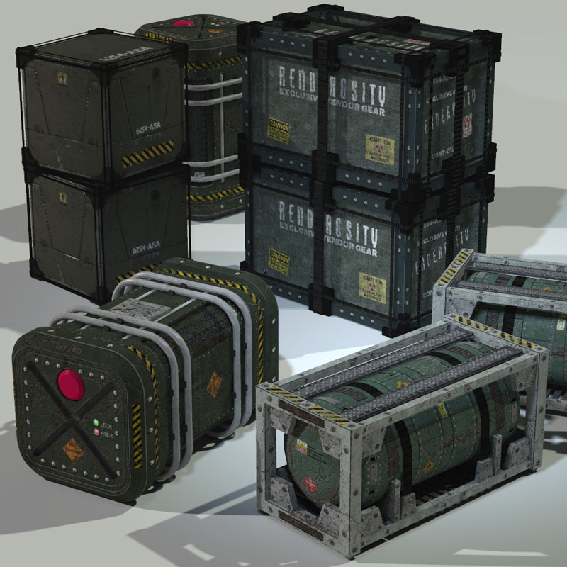 Armada Containers
